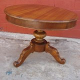 AntiqueOakSofaTables