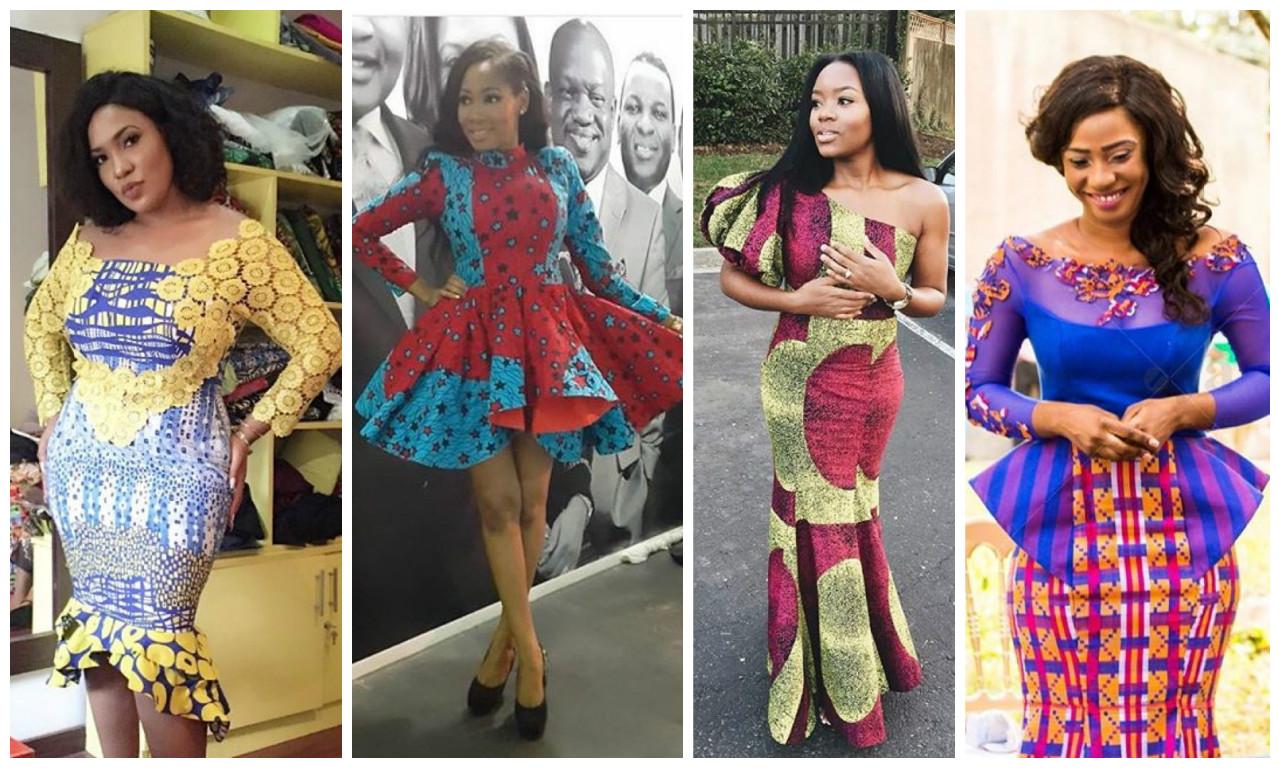 Ankara Designs And Style Ankara Full Length Gowns Ankara Floor Length Skirt Ankara Long Skirt