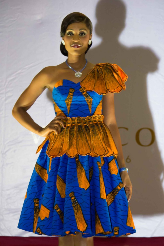 Ankara Designs And Styles Ankara Flare Gown Ankara Short Gowns Ankara Midi Length Ankara 10