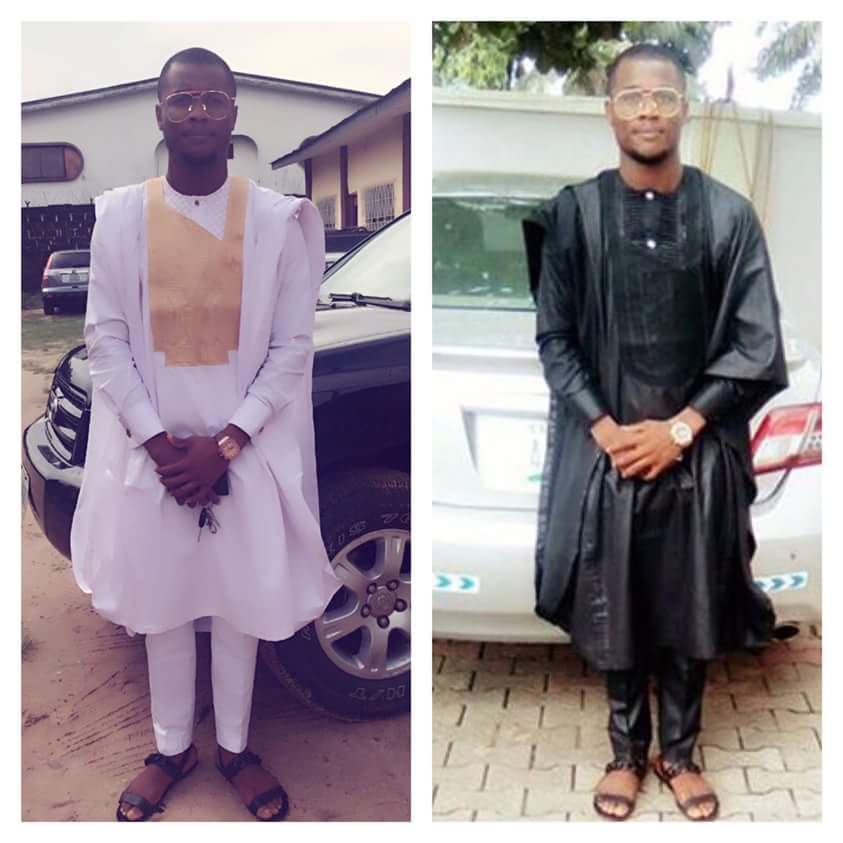 Latest Coolest Agbada Designs And Fashion Statements For Really Handsome Men